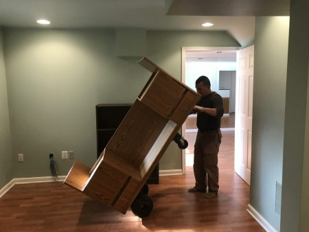 Furniture Removal DC Apartment