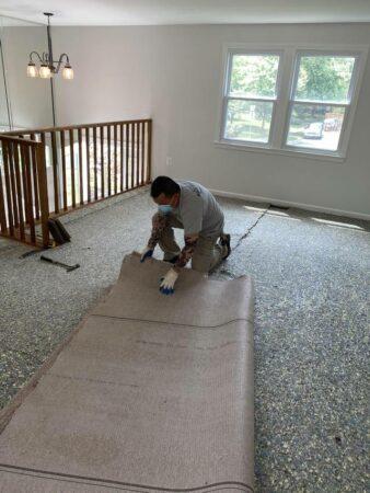 carpet removal fairfax va